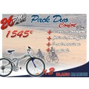 26 PM3 Pack DUO Confort PLUS