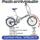 Pack Confort Plus velo pliant 20 PM3